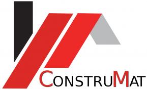 Nouveau logo construmat sans maison